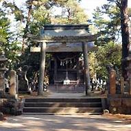 橋立明神(天橋立神社)